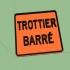Trottier Barré Montreal Street Sign - 3D Design Competition submission  #3DEducation image