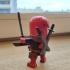 Mini Deadpool print image