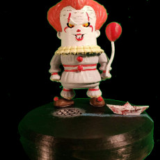 Picture of print of Mini Pennywise