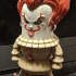Mini Pennywise print image