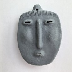 Picture of print of Tolima Mask