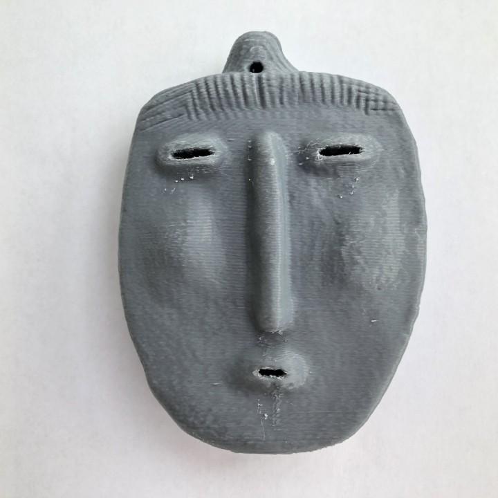 Tolima Mask