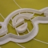 G Clef Cookie Cutter image