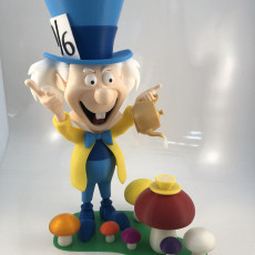 Picture of print of Mad Hatter