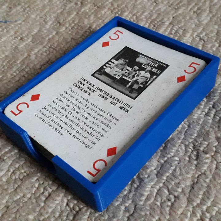 Card Holder - Playing Cards