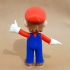 Mario from Mario games - Multi-color image
