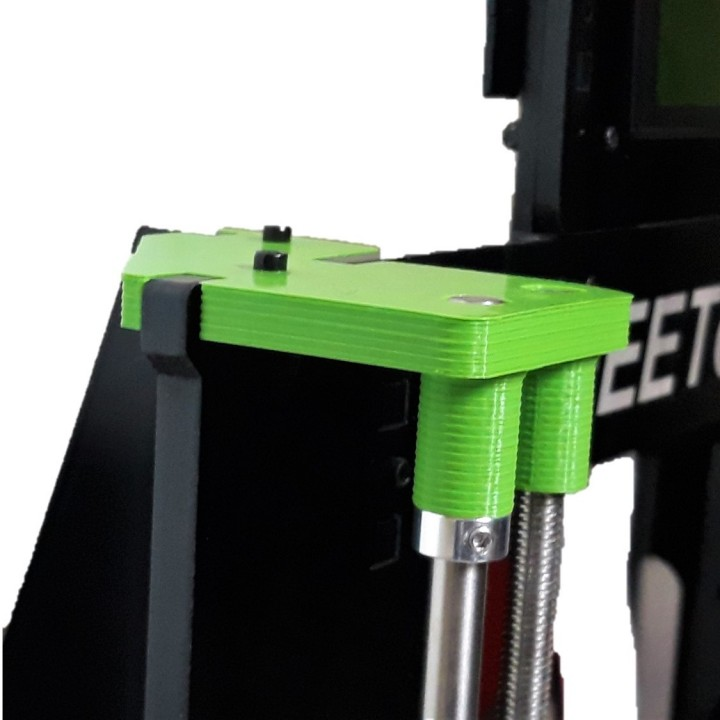 Support Z axle for Prusa i3 3D printer