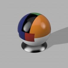 Puzzle - sphere
