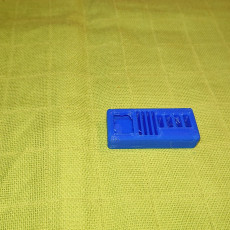 Picture of print of SD, USB and others holder by @matias842003
