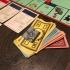 Monopoly money clip image