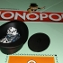Monopoly Top Hat Game Piece Holder /Lid image