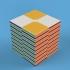 2x2x16 Rubik's Cube Puzzle image