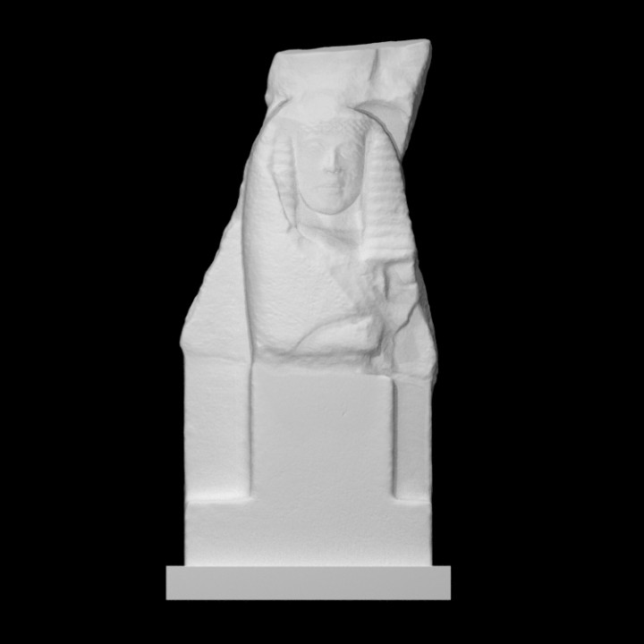 Fragment of a metope