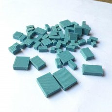 Picture of print of Pyramid Puzzle