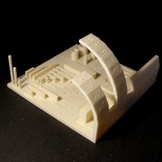 Picture of print of All In One 3D printer test