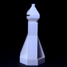 Picture of print of Chess bishop #BOARDGAMED3D