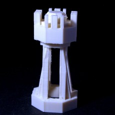 Picture of print of Chess Queen #BOARDGAMED3D