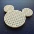 Mickey Mouse Waffle image