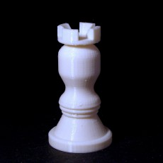 Picture of print of Chess piece Queen