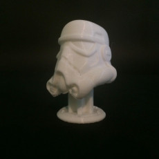 Picture of print of Stormtrooper Helmet This print has been uploaded by Bryan Salas