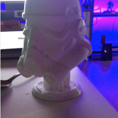 Picture of print of Stormtrooper Helmet This print has been uploaded by Emrah Çapkın