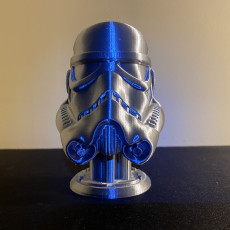 Picture of print of Stormtrooper Helmet This print has been uploaded by Omer