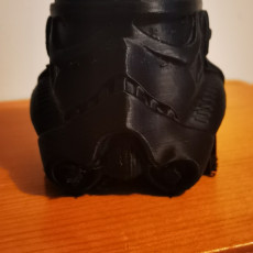 Picture of print of Stormtrooper Helmet This print has been uploaded by Eric B.