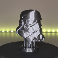Picture of print of Stormtrooper Helmet This print has been uploaded by Robin 3Dverse
