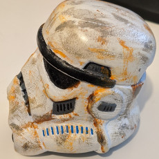 Picture of print of Stormtrooper Helmet