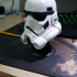 Stormtrooper Helmet print image
