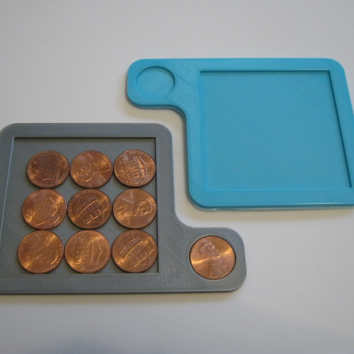 10 Penny Puzzle