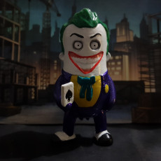 Picture of print of Mini Joker
