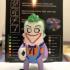 Mini Joker print image