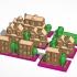 street 3 - buildings monopoly image