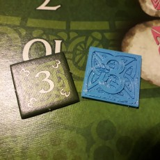 Celtic Knot Card 3