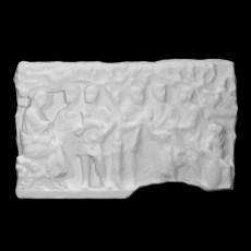 Fragment from a Sarcophagus