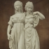 Double statue of the princesses Luise and Friederike of Prussia image
