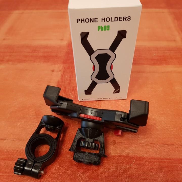 Handyhalter-Klickfix-Adapter