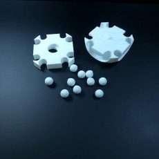 Picture of print of Ball Puzzle