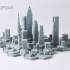 Metropolis 3d Puzzle image