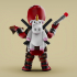 Chubby Deadpool (low res) image