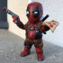 Chubby Deadpool (low res) print image
