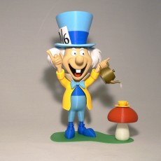 Mad Hatter - base
