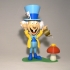 Mad Hatter - base image
