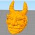 Devil Head - VR Sculpt image