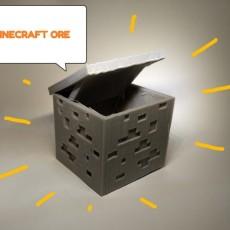 Minecraft Snapshut Box
