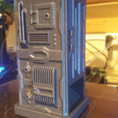 Picture of print of Dice Base / Dice Tower