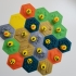 Settlers of Catan Resource Number Tokens image