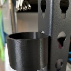 Metal Shelf Storage Ring