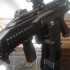 Airsoft ASG CZ Scorpion EVO Clip Magazine and Dual Base Plate image